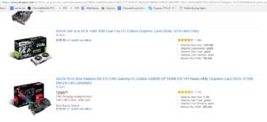 Где купить видеокарты для майнинга криптовалюты